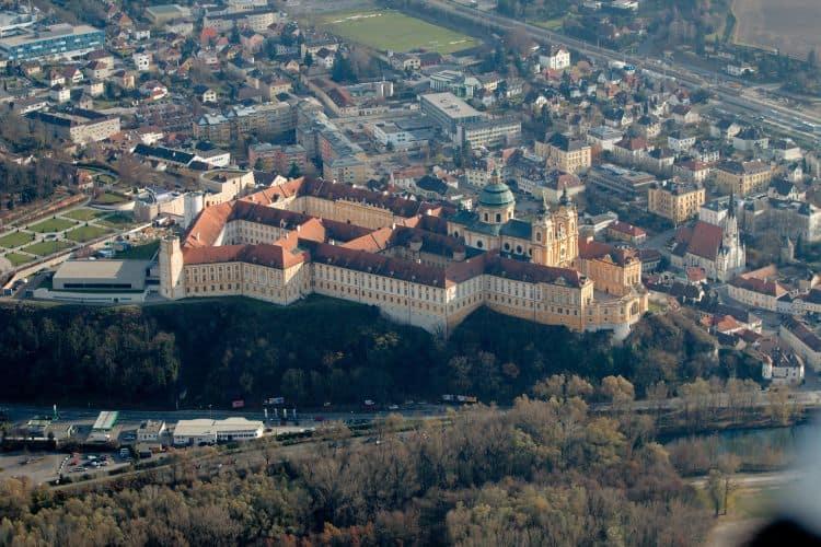melk austria Top 10 atractii turistice in Austria melk