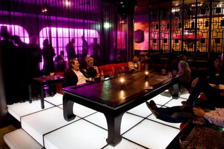 Jimmy Woo  Cluburi de noapte in Amsterdam Jimmy Woo Lounge
