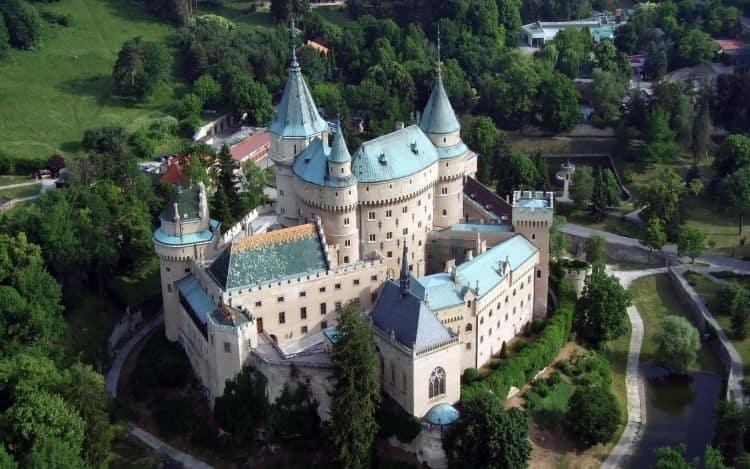 castel bojnice