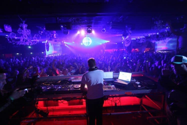 Clubul Escape  Cluburi de noapte in Amsterdam escape