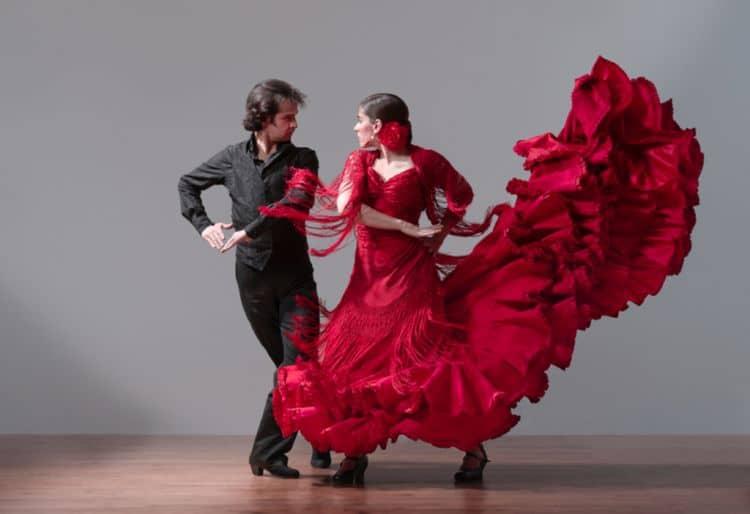 Flamenco, un dans fierbinte