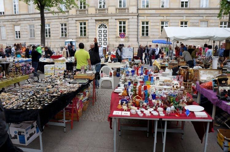 Gasesti de toate in numeroasele piete ale Berlinului