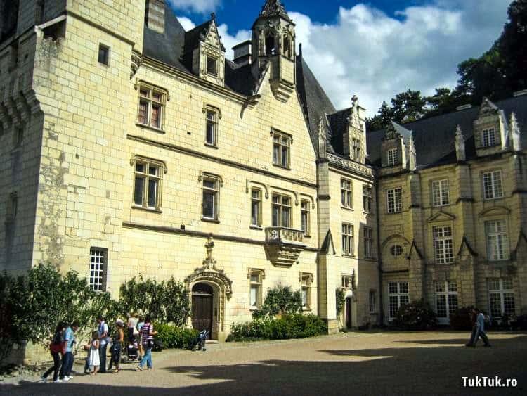 Castelul Usse