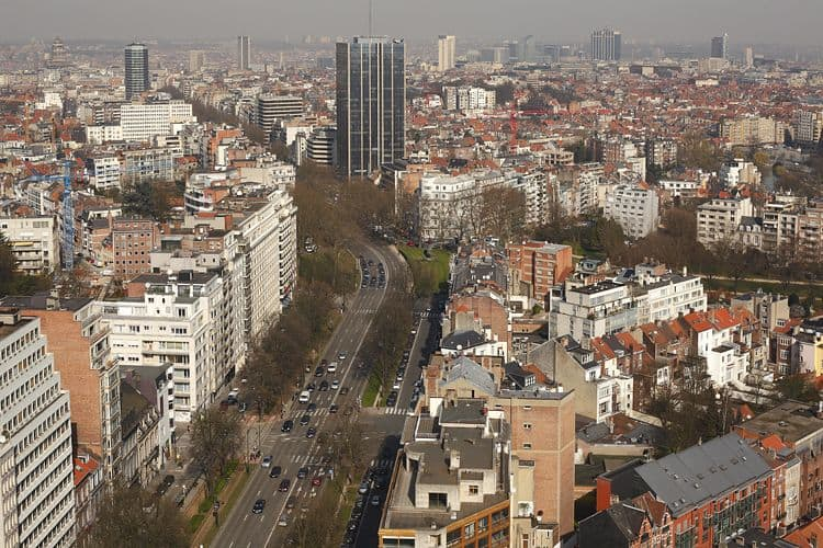 Avenue Louise, Bruxelles  Cele mai bune strazi pentru shopping din lume Avenue Louise Bruxelles