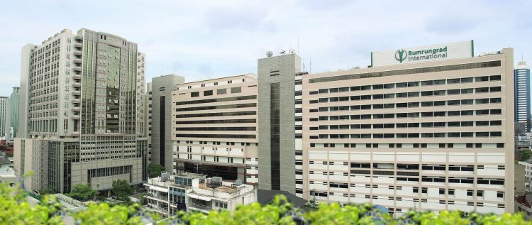 Bumrungrad International Hospital din Thailanda