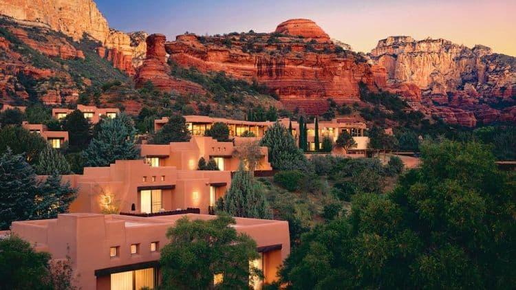 Hotel Enchantment  10 hoteluri de lux aflate in cadre naturale de vis Enchantment