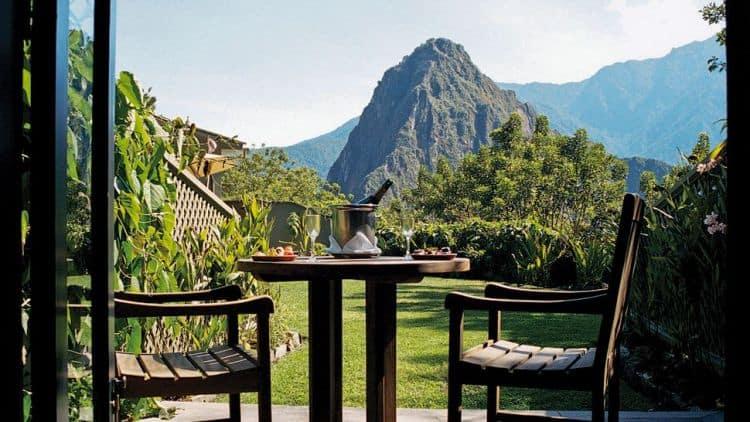 Hotel Machu Picchu Sanctuary Lodge