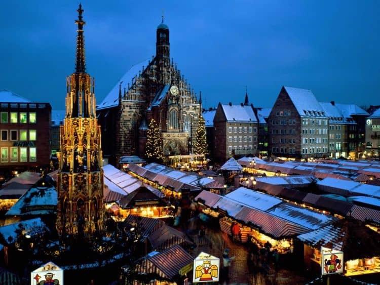 Nuremberg bavaria 10 lucruri de vazut si facut in Bavaria Nuremberg