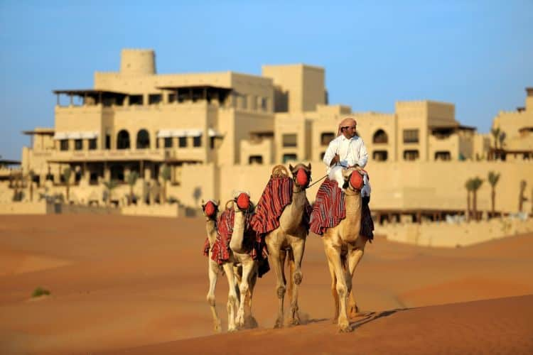 Hotel Qasr Al Sarab Desert