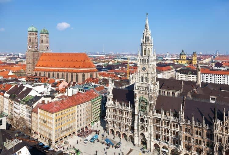 munchen bavaria 10 lucruri de vazut si facut in Bavaria munchen