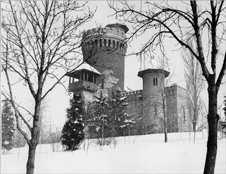 Parcul Carol. Turnul Vlad Tepes