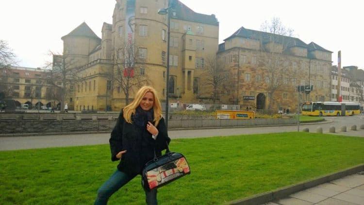 Dana în Stuttgart