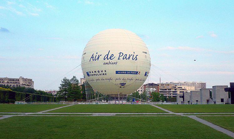Ballon Air paris 10 locuri secrete de vizitat în Paris Ballon Air