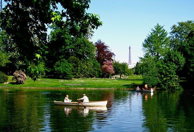 (Foto: europeantrips.org) paris 10 locuri secrete de vizitat în Paris Bois de Boulogne boat