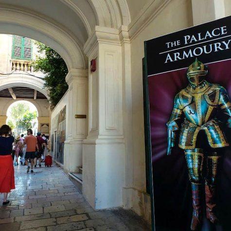 3 palace armoury