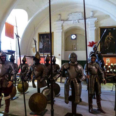5 palace armoury
