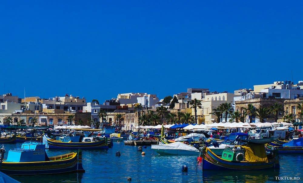 1 marsaxlokk malta Lumea lui Eddie: Malta, insula cavalerilor (4) 1 marsaxlokk