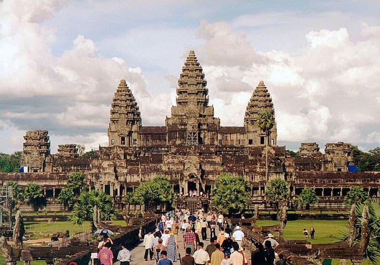 Templul Angkor Wat indochina In cautarea comorilor din Indochina angkor wat