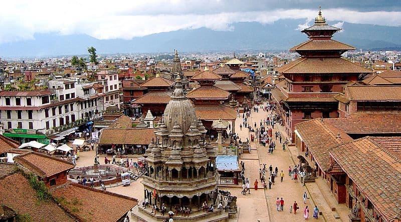 Kathmandu, capitala Nepalului