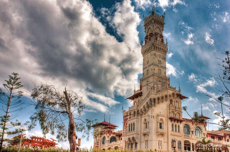 Palatul Al Montazah, din Alexandria