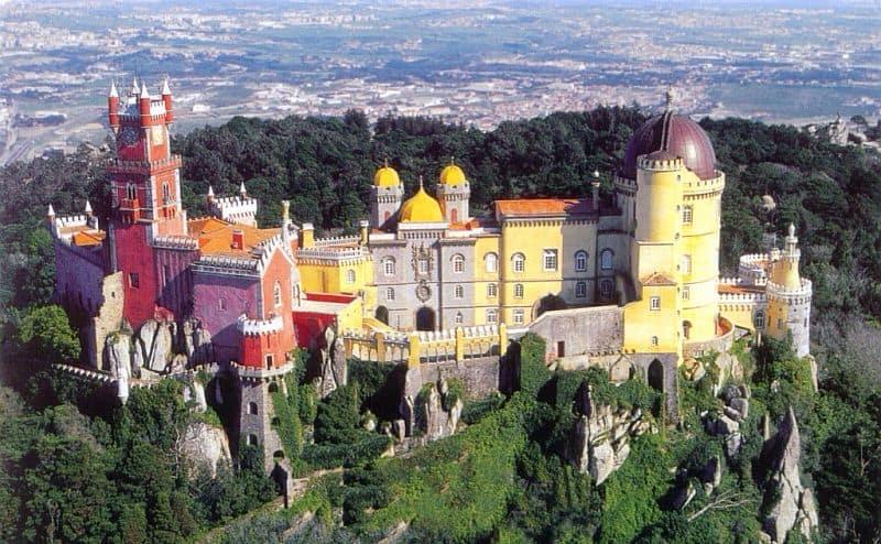 Sintra  Revelion 2016 în Portugalia sintra