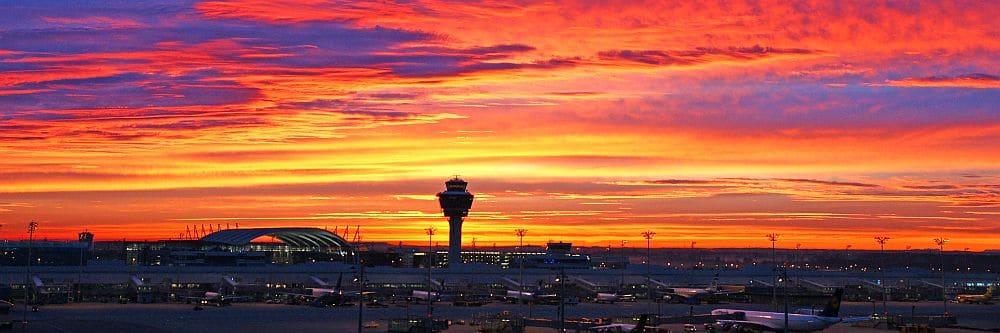 Flughafen München - aeroportul european de cinci stele 07 Panoramabis