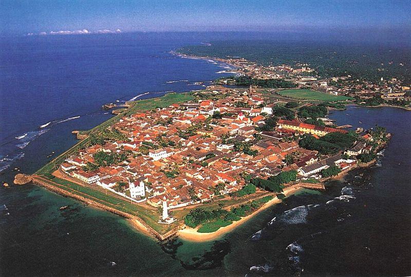 Orașul Galle  Revelion 2016 in Sri Lanka galle