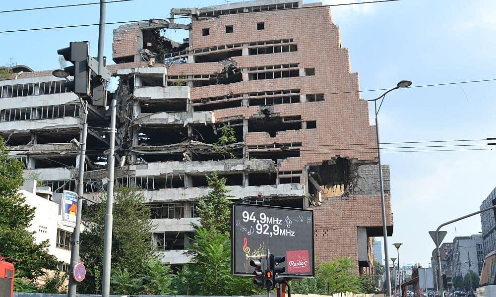 Ramasitele razboiului  Top 10 lucruri de facut si vazut in Belgrad relicve