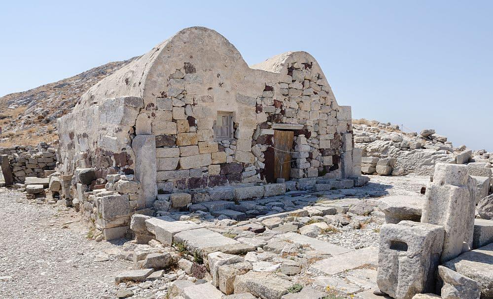 Aigos Stefanos santorini Top 10 locuri de văzut în Santorini Ancient Thera