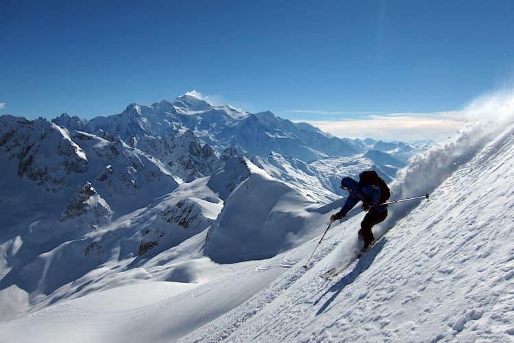 Chamonix  Cum îți protejezi ochii când practici sporturile de iarnă chamonix