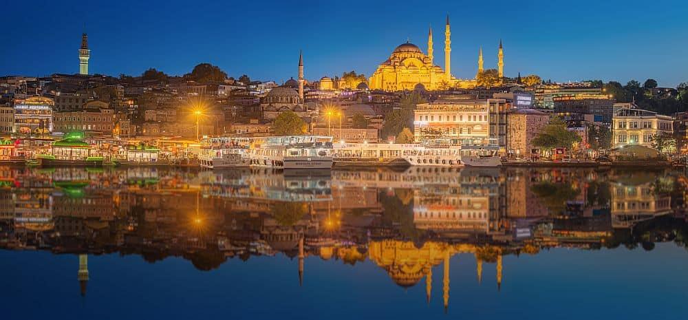 Foto: Shutterstock istanbul Istanbul: Top 5 activități romantice de încercat într-un city break ist4