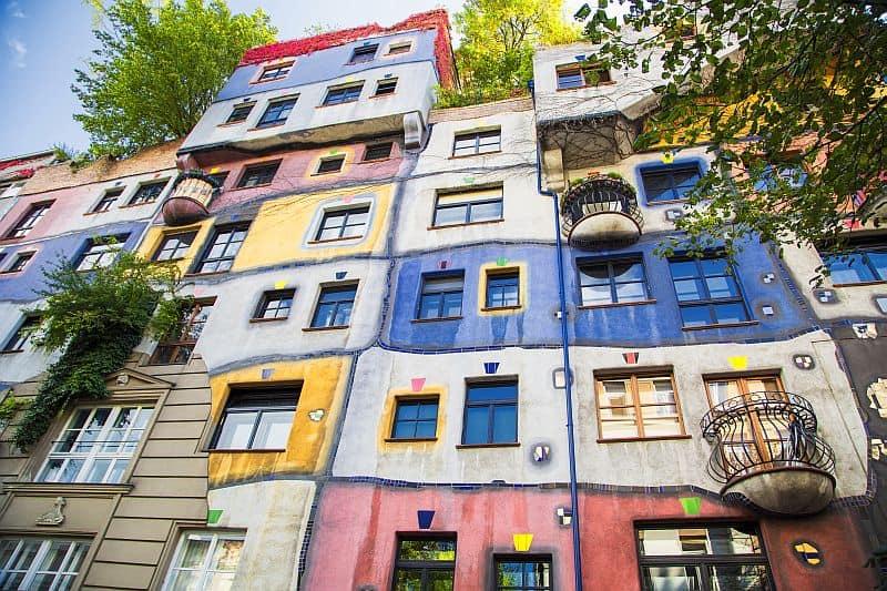 Viena - Casa Hundertwasser