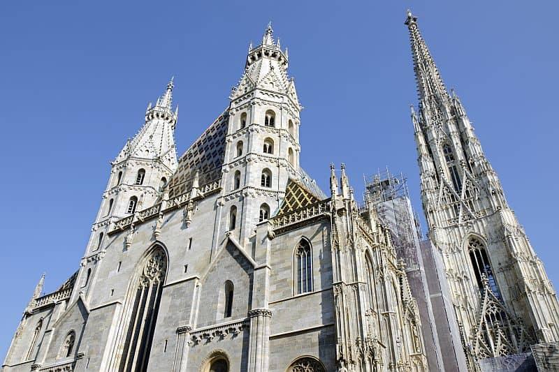 Viena - Catedrala Sf. Ștefan. Foto: Shutterstock