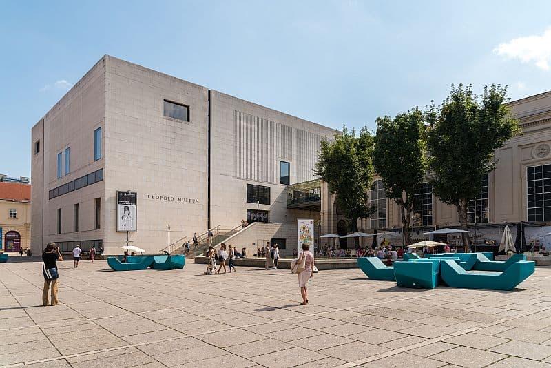 Viena - Muzeul Leopold. Foto: Shutterstock