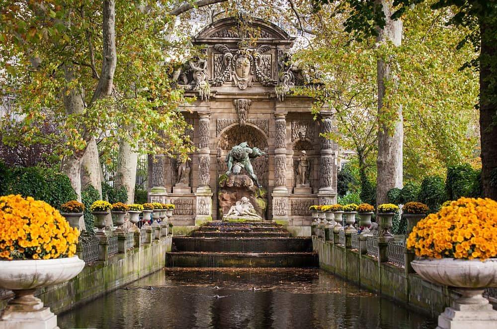 Fântâna Medici. Foto: Shutterstock