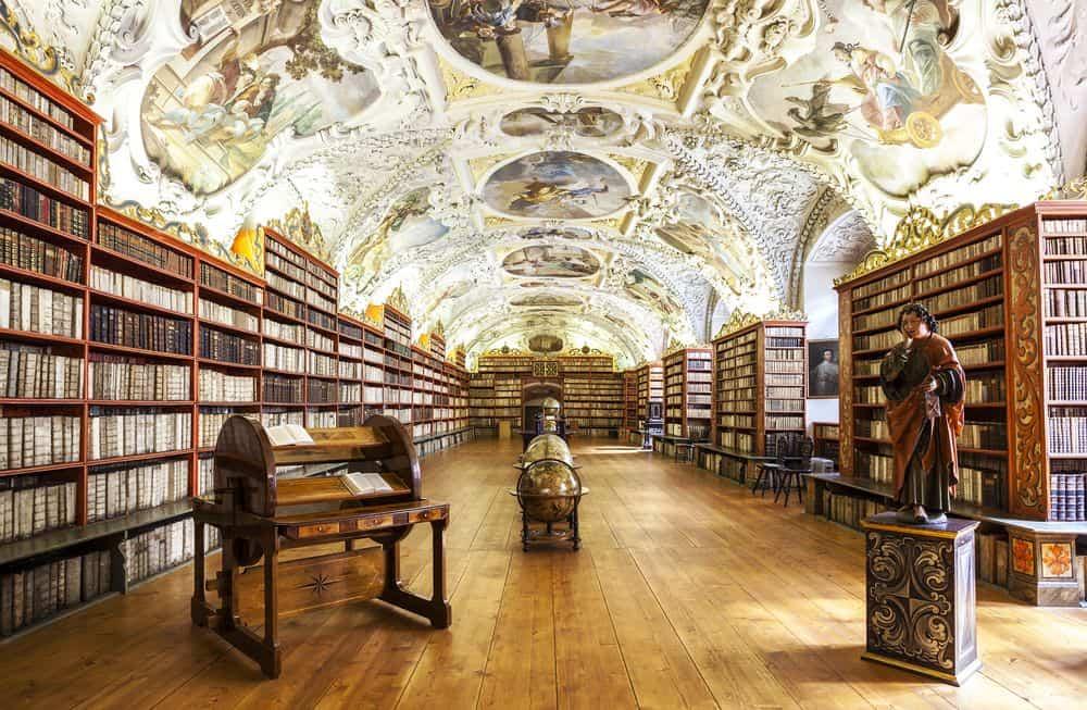 Biblioteca Strahov. Foto: Maciej Bledowski / Shutterstock.com