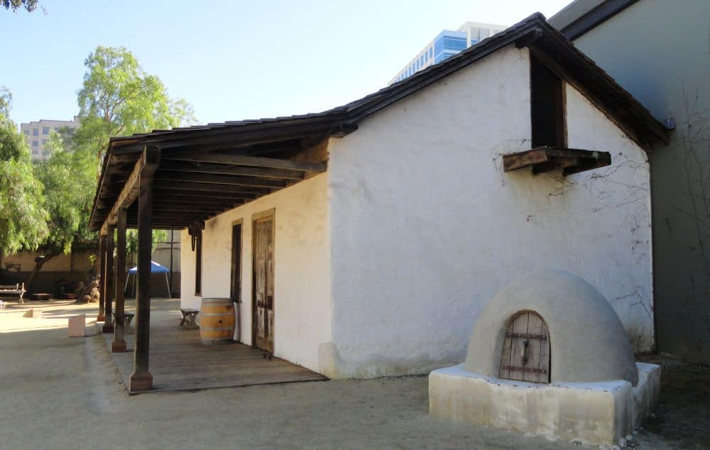 Peralta Adobe House, din San Jose