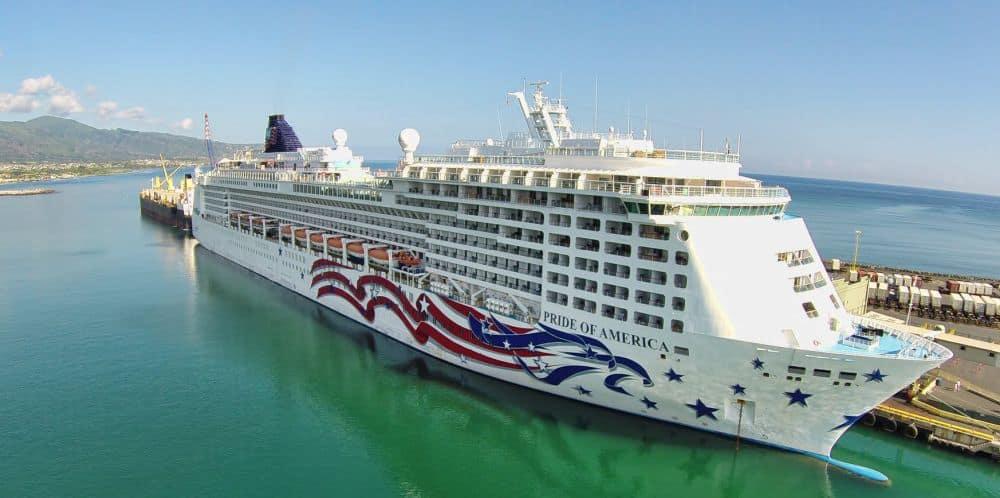 Vasul de croazieră Pride of America