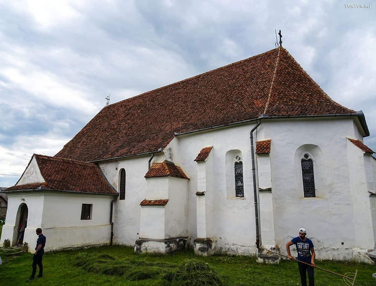 Biserica fortificată din Ghelința (Covasna)