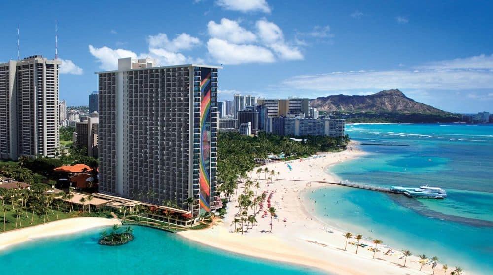 Honolulu și plaja Waikiki