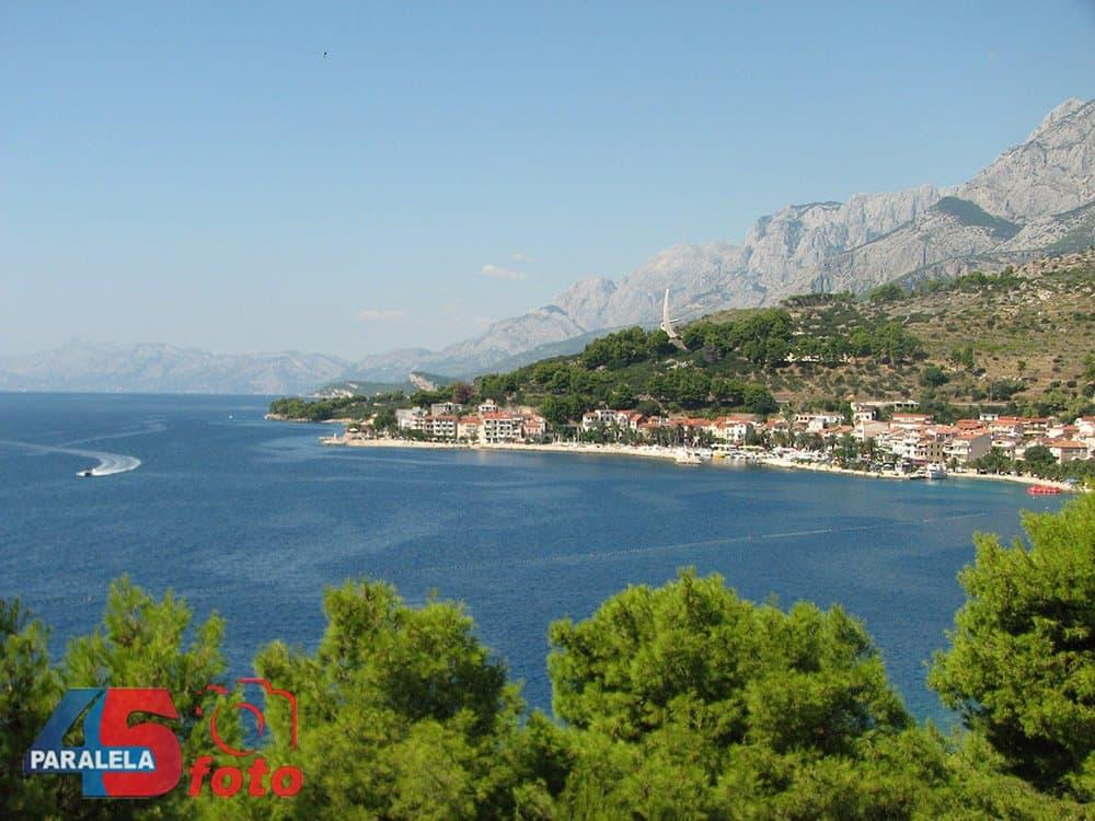 Podgora  Croația - O alegere inspirată pentru o vacanță în septembrie Podgora