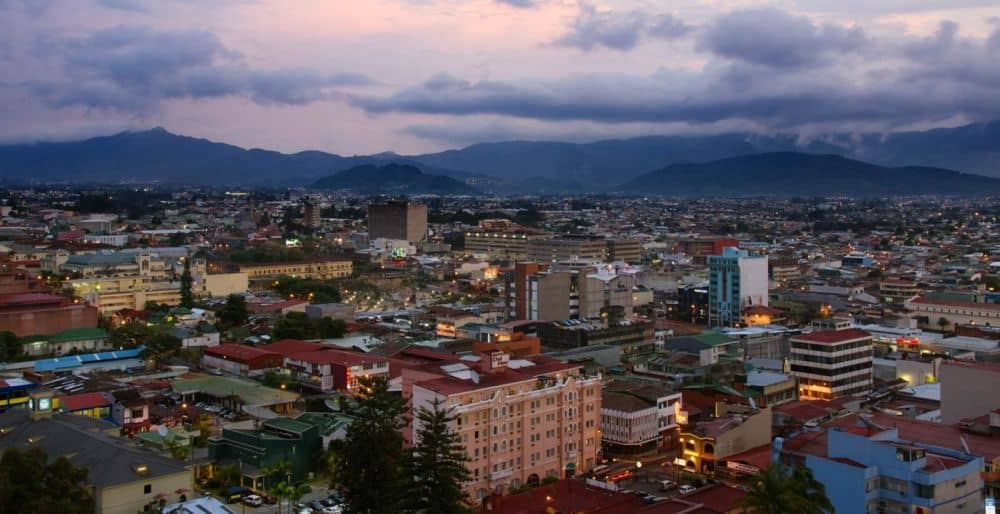 San Jose, capitala Costa Ricai. Foto: trippertravelguide.com