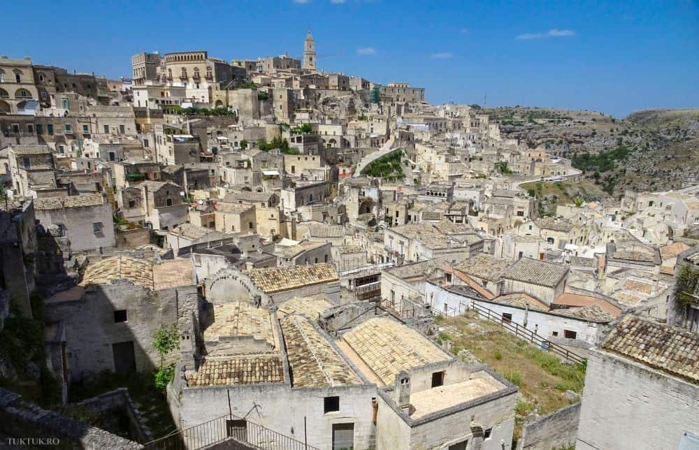 matera-1 alberobello Vacanță în Puglia (2): Alberobello și Matera matera 1