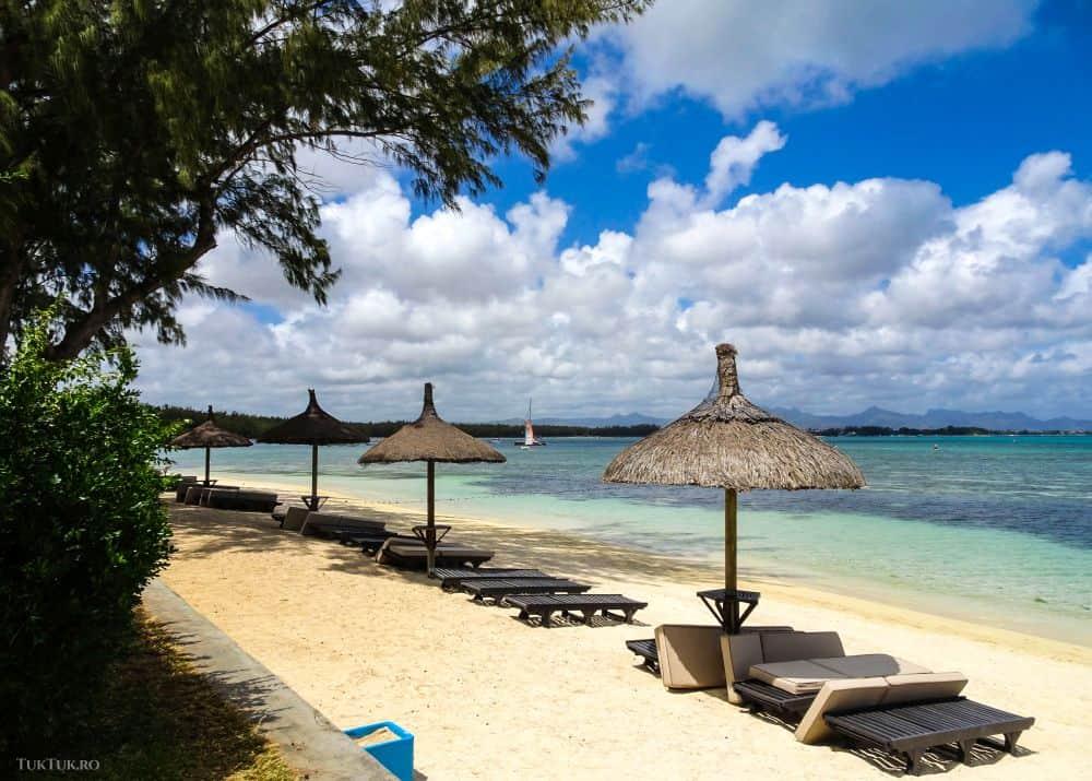 Așa arată Paradisul. Adică plaja de la Canonniers
