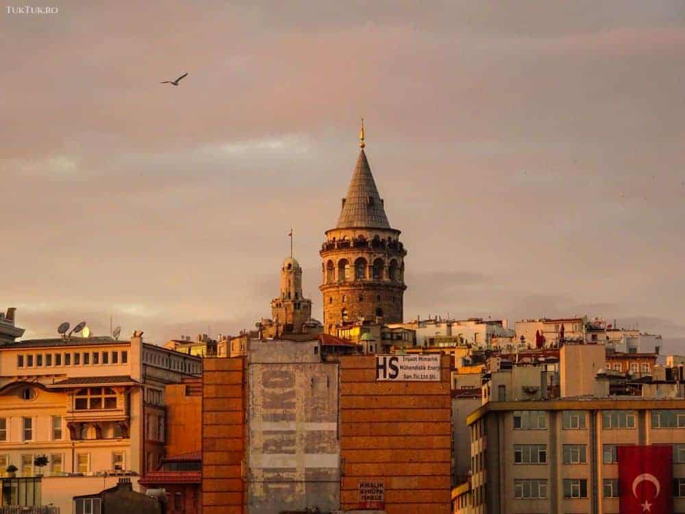 Cartierul Galata, din Istanbul istanbul Istanbul - două zile pe malul Bosforului ist galata