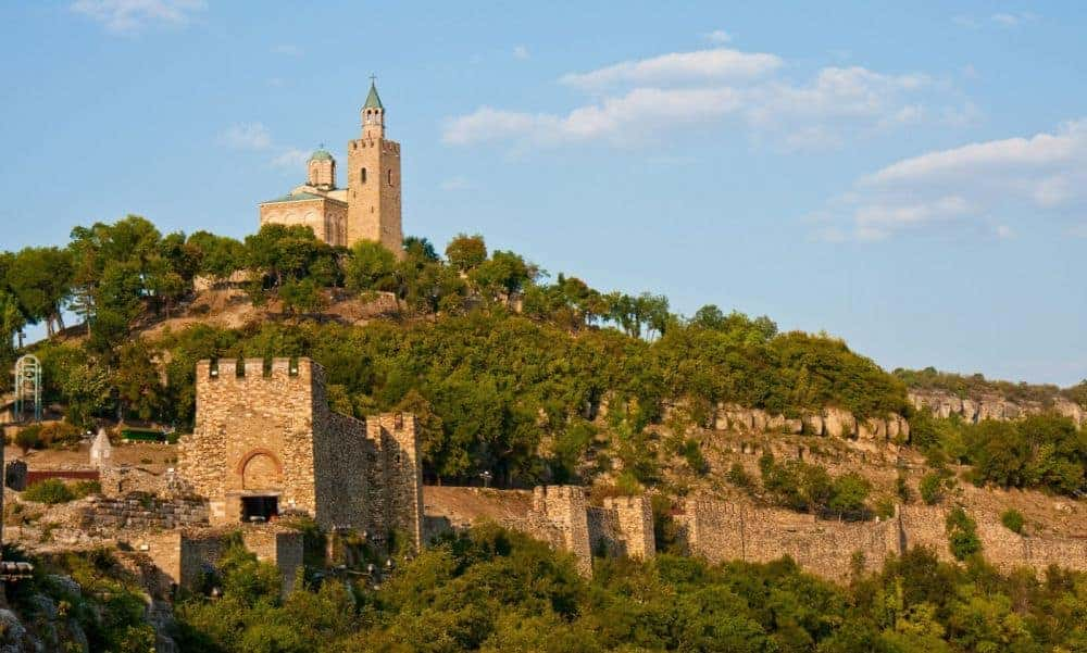 Cetatea Țareveț