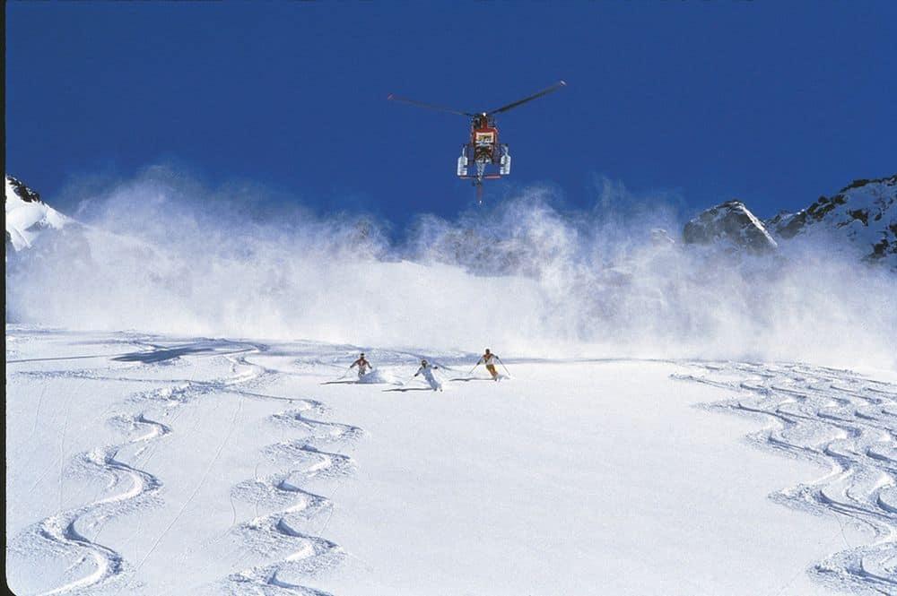 Heli-Skiing în Arlberg © Österreich Werbung, Foto: Josef Mallaun