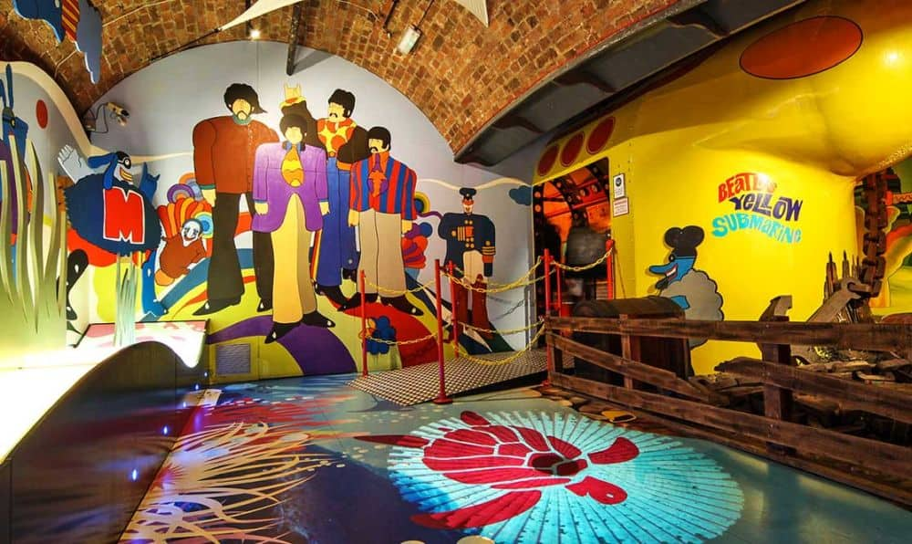 muzeul beatles liverpool