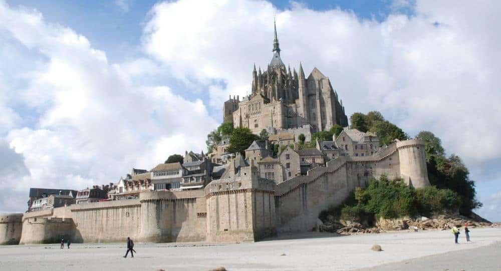 Muntele Saint-Michel