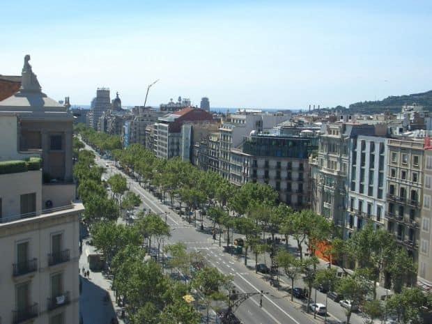 barcelona orase pentru shopping